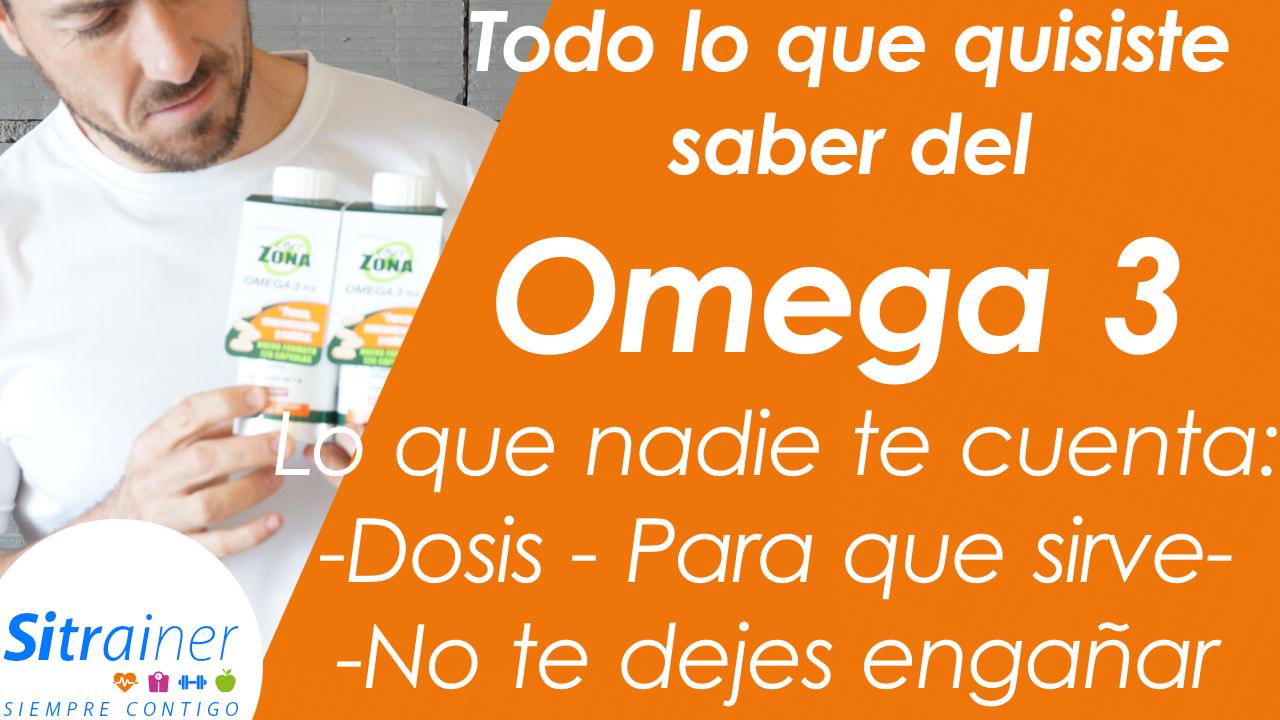 omega 3 aceite de pescado para que sirve