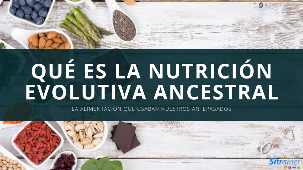 CARATULA NUTRICIÓN EVOLUTIVA ANCESTRAL