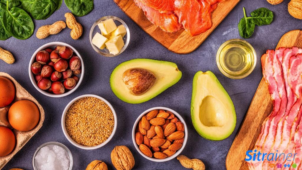 Los mejores alimentos para reducir la grasa abdominal y cartucheras