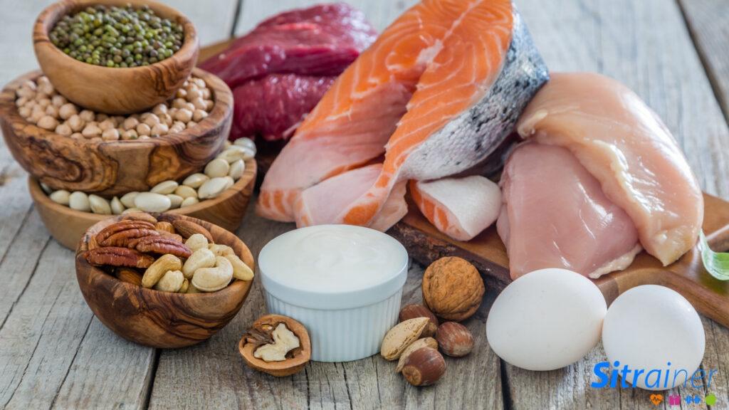 Si se consumen menos proteínas se favorece la pérdida de peso