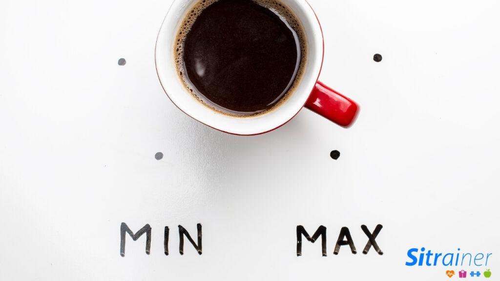 El abuso de cafeína puede producir arritmias cardíacas