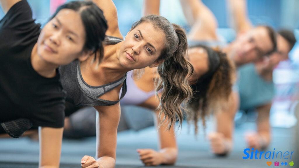 La resistencia muscular hace parte de la rutina