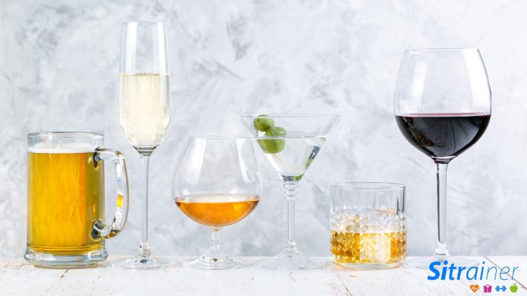 Principales problemas del alcohol
