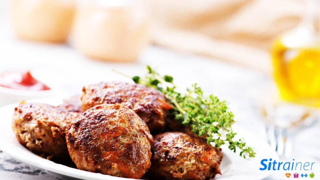 Albóndigas veganas, una de las recetas veganas más sencillas