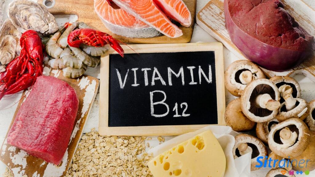 Cuáles son las fuentes de vitamina B12