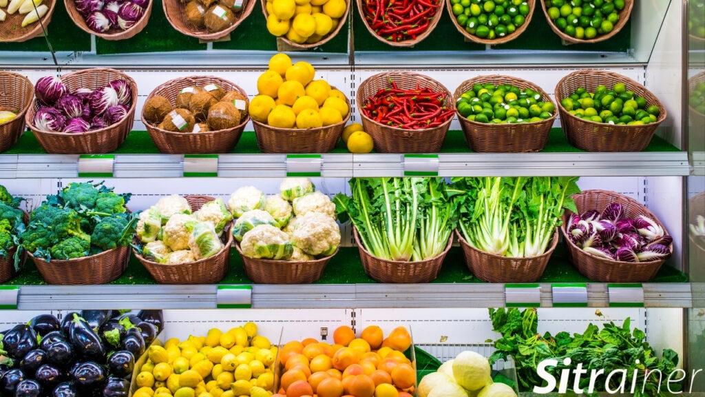 Consume más frutas y verduras para eliminar la celulitis