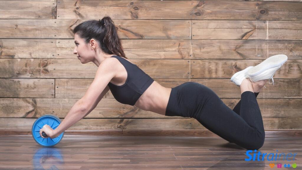 Colchoneta de ejercicios de suelo