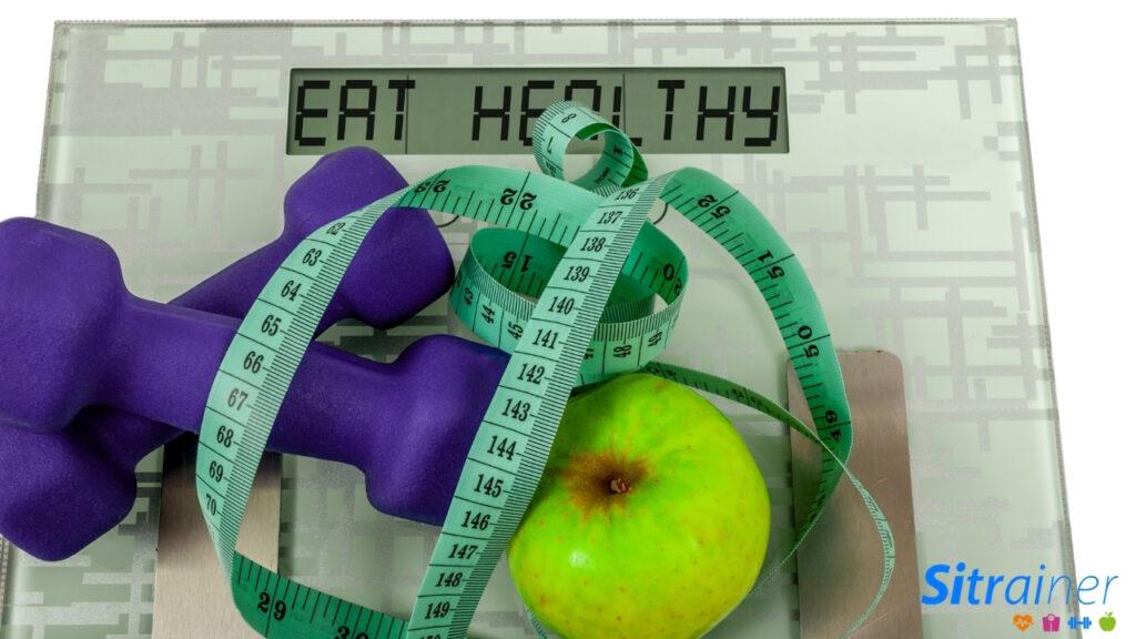 Funcionamiento de las básculas para medir grasa corporal