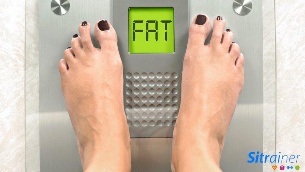 Recomendaciones al usar las básculas para medir la grasa
