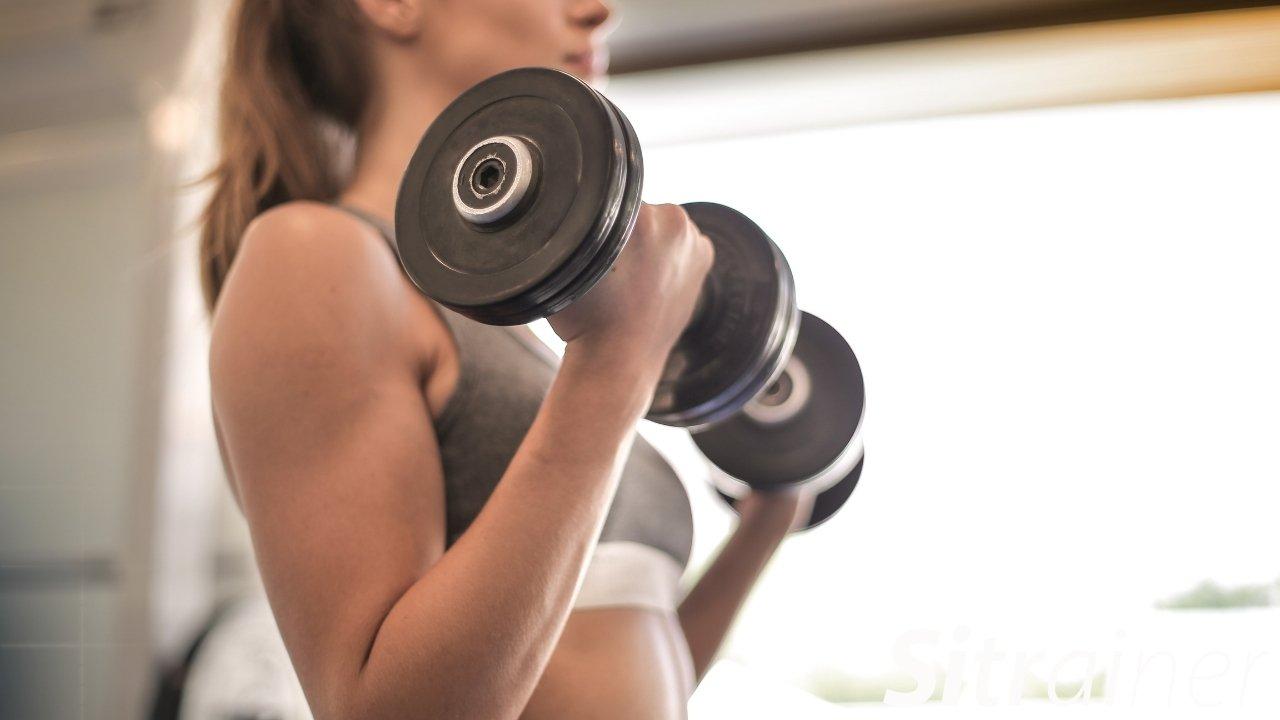 Beneficios de hacer ejercicios con mancuernas