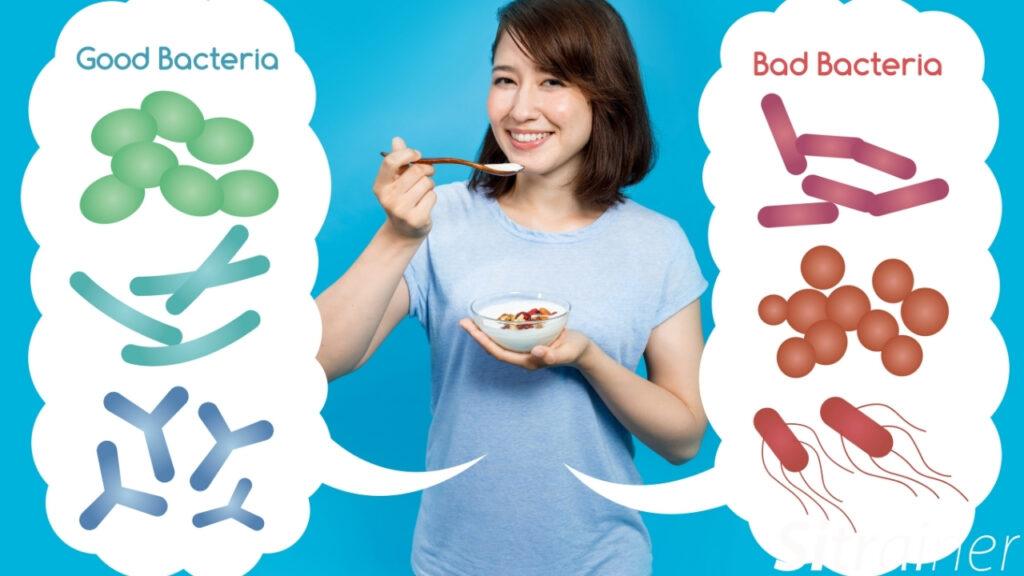 Cómo lograr un equilibrio intestinal para poder adelgazar