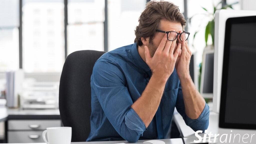 El estrés contribuye al buttwink en la sentadilla
