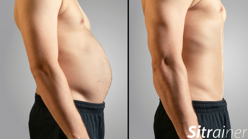 He bajado de peso gracias al uso de la faja en mis entrenamientos