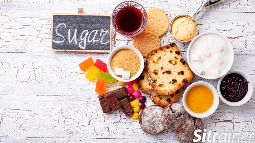 Reduce la ingesta de azúcar y grasa
