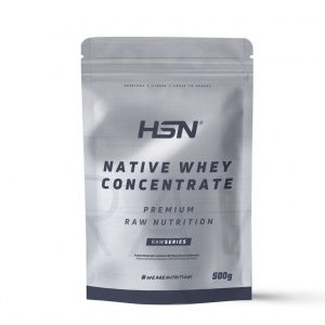 native whey concentrate 500g hsn 1