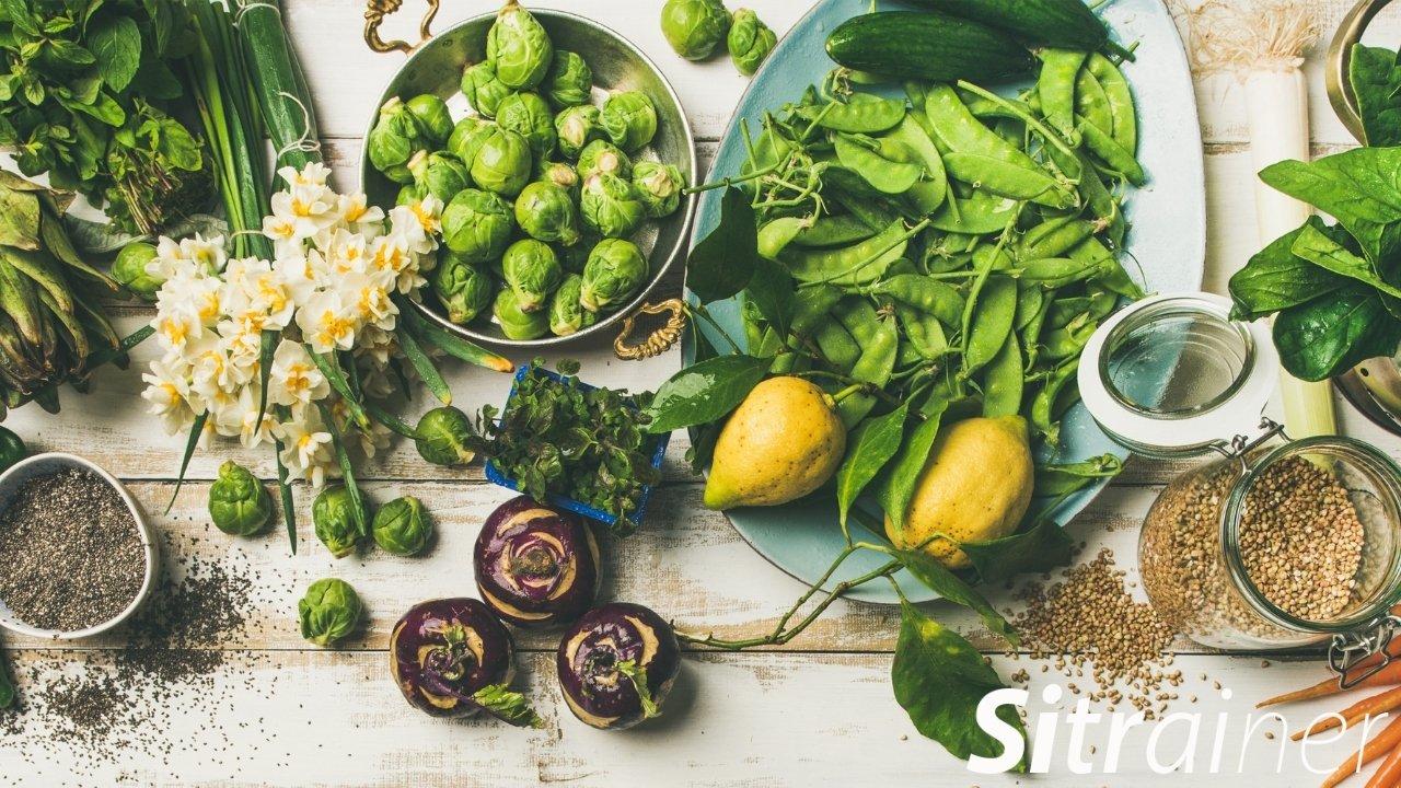 Beneficios de la dieta vegetariana