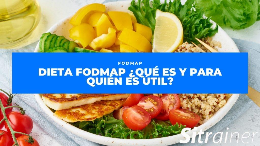Dieta FODMAP Qué es y para quién es útil