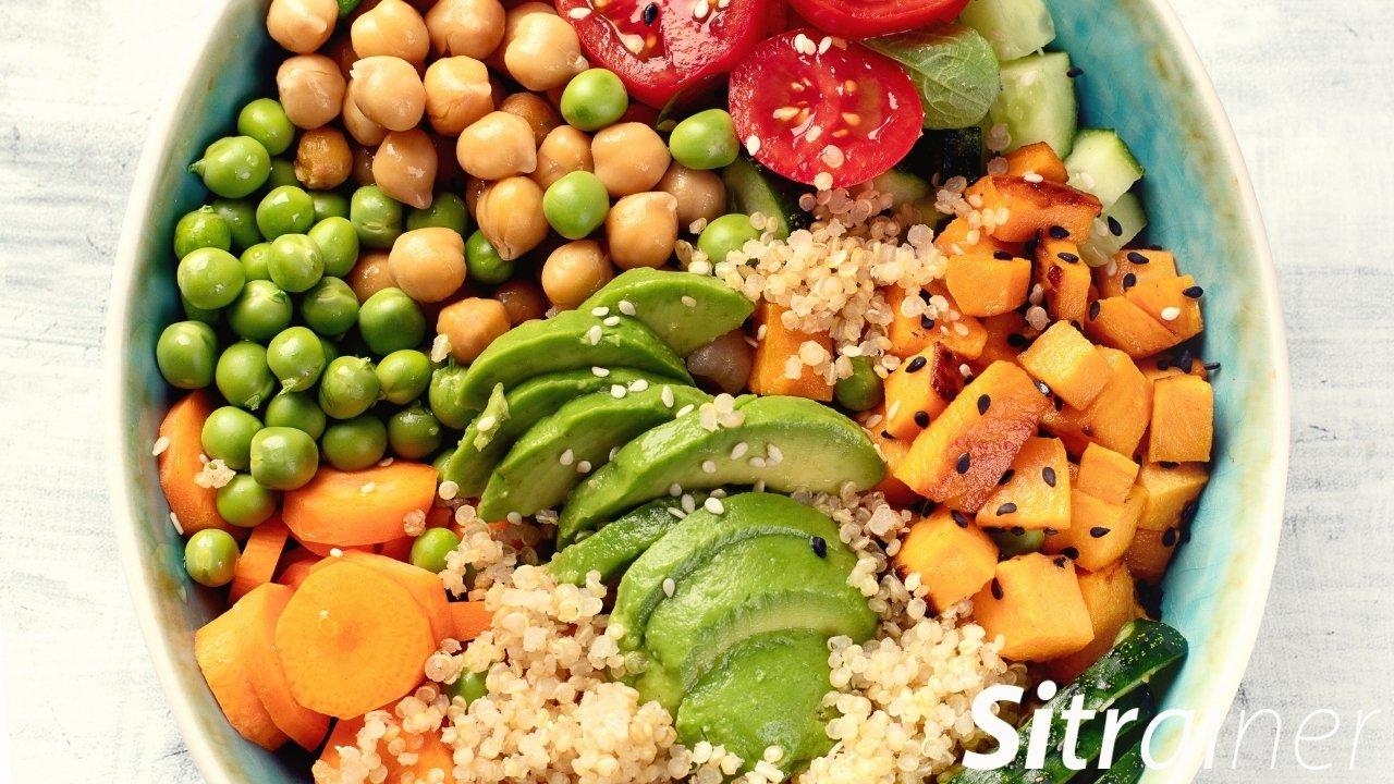 Platos vegetarianos fáciles, ricos y nutritivos