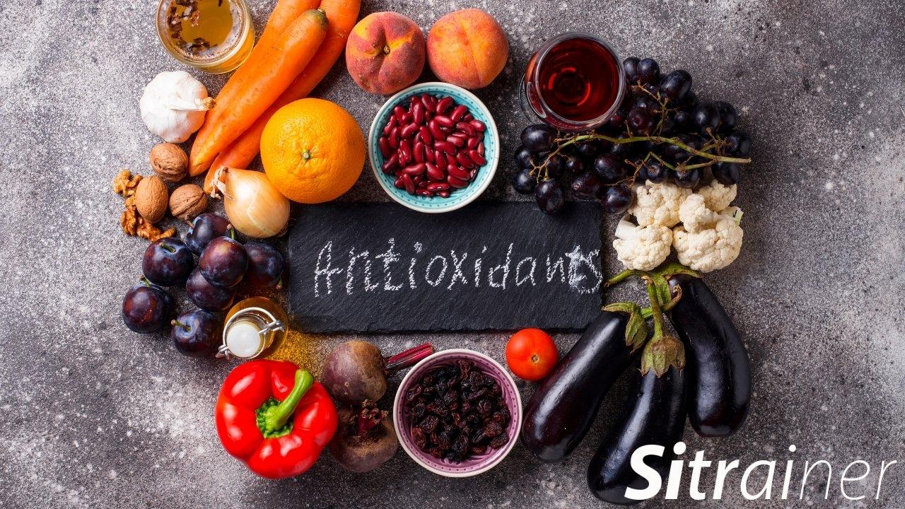 Los antioxidantes y el estrés oxidativo